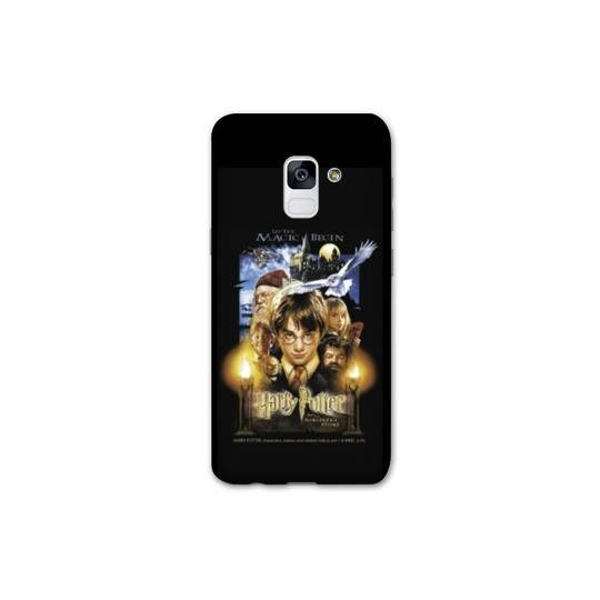 Coque pour Samsung Galaxy S9 WB License harry potter D
