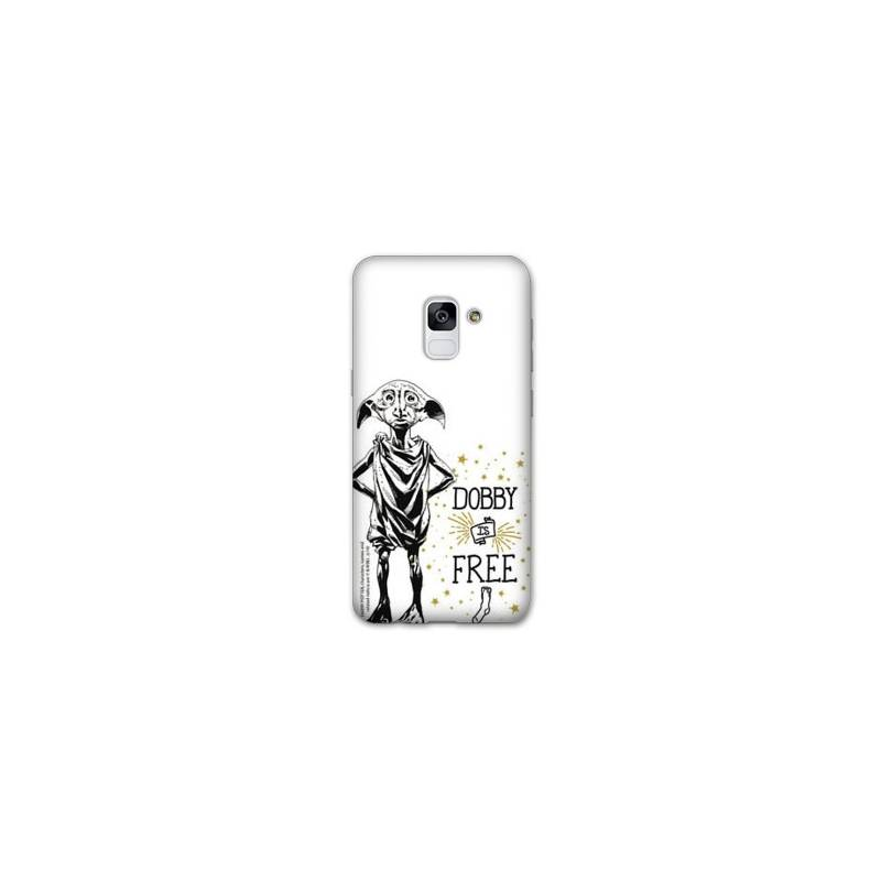 Coque Samsung Galaxy S9 WB License harry potter dobby