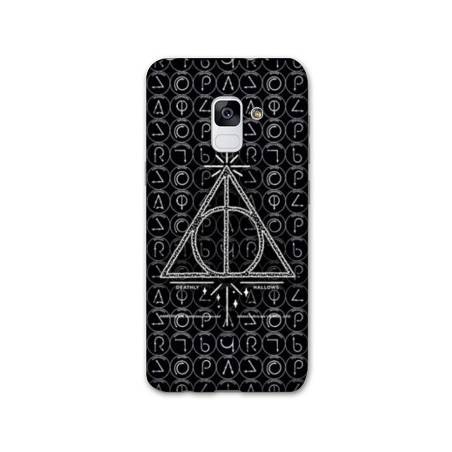 Coque Samsung Galaxy S9 WB License harry potter pattern