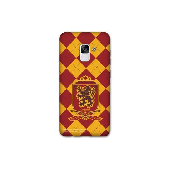 Coque pour Samsung Galaxy S9 WB License harry potter ecole