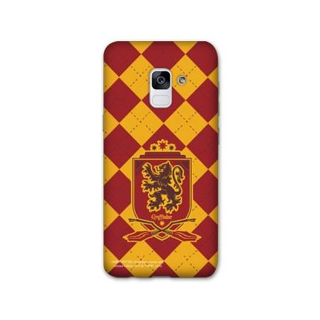 Coque Samsung Galaxy S9 WB License harry potter ecole