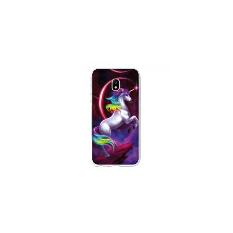 coque galaxy j5 2017 licorne