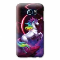 Coque Samsung Galaxy S7 Licorne