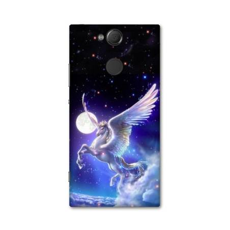 Coque Sony Xperia XA2 Licorne