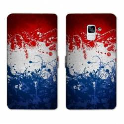 Housse cuir portefeuille Samsung Galaxy S9 France