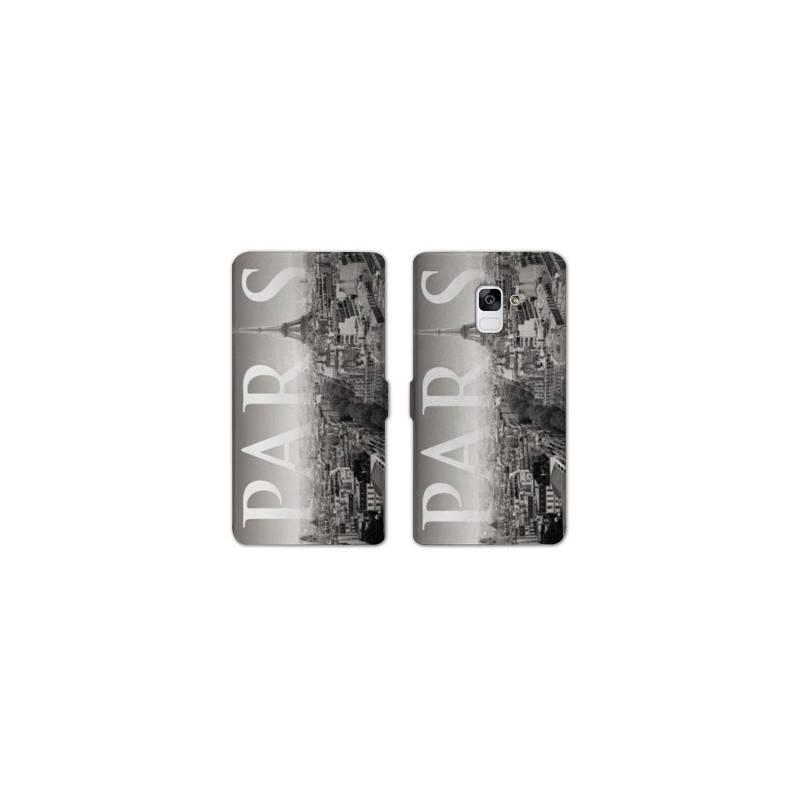 RV Housse cuir portefeuille Samsung Galaxy S9 France