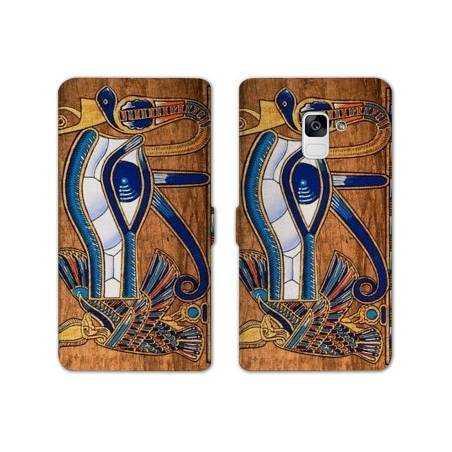 Housse cuir portefeuille Samsung Galaxy S9 Egypte