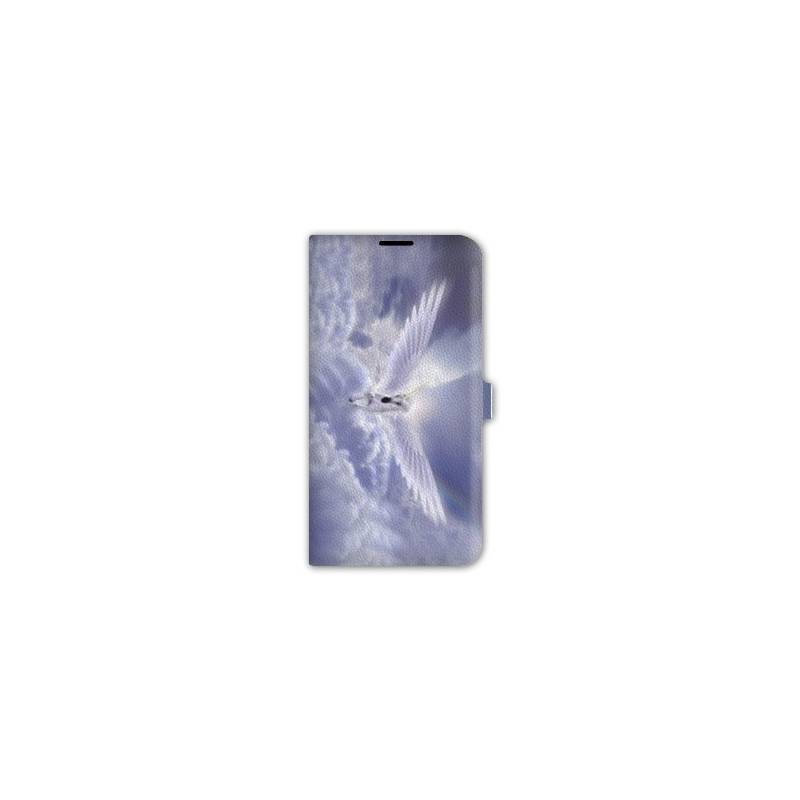 Housse portefeuille cuir iphone 6 plus fantastique for Housse cuir iphone 6