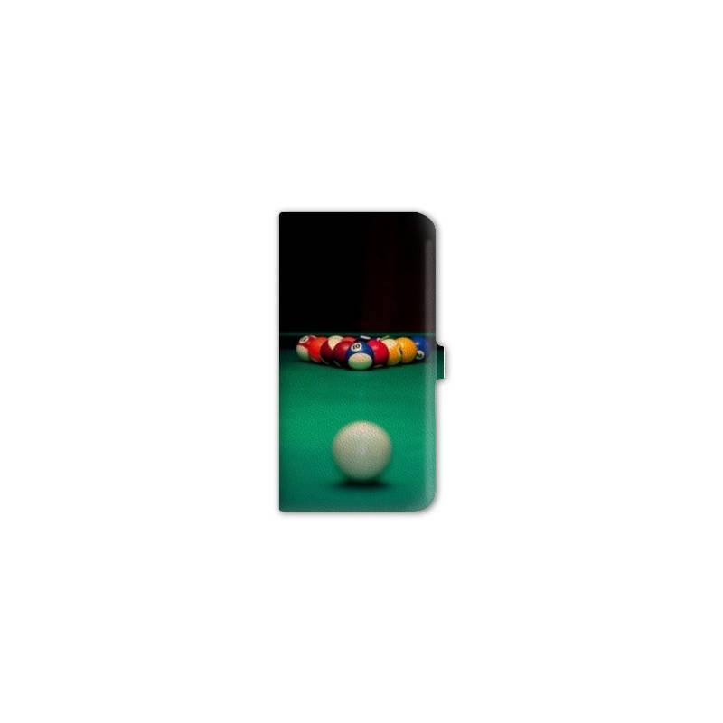 housse cuir portefeuille Iphone 6 plus / 6s plus  Casino