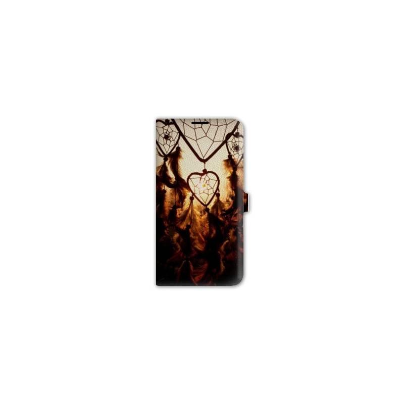 Housse portefeuille cuir Iphone 6 plus +  Zen