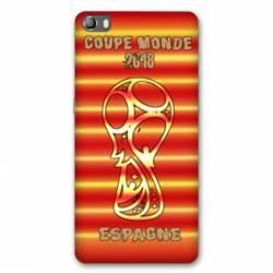 Coque Iphone 6 Plus / 6s Plus coupe monde football 2018
