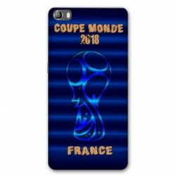 Coque Iphone 8+ / 8 plus coupe monde football 2018