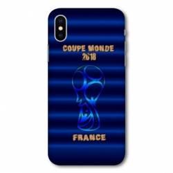 Coque Pour Iphone X / XS coupe monde football 2018