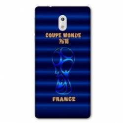 Coque Nokia 2 coupe monde football 2018