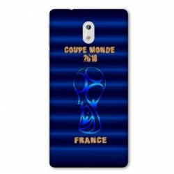 Coque Nokia 3 - N3 coupe monde football 2018