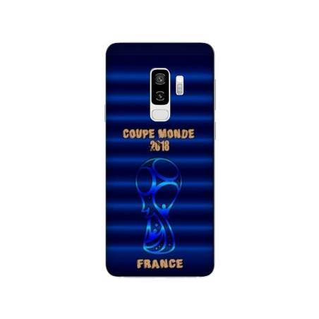 Coque Samsung Galaxy S9 coupe monde football 2018