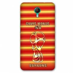 coque Wiko jerry2 / jerry 2 coupe monde football 2018