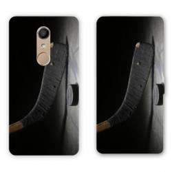 RV Housse cuir portefeuille Nokia 8 Sport Glisse