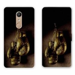 RV Housse cuir portefeuille Nokia 8 Sport Combat