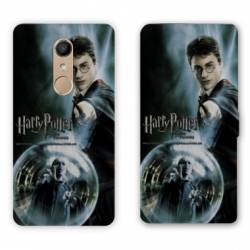 RV Housse cuir portefeuille Nokia 8 WB License harry potter C