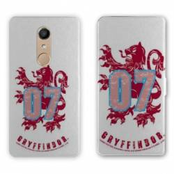 RV Housse cuir portefeuille Nokia 8 WB License harry potter pattern