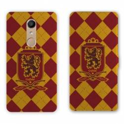 RV Housse cuir portefeuille Nokia 8 WB License harry potter ecole
