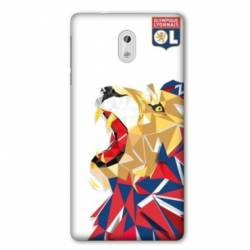 Coque Nokia 1 License Olympique Lyonnais OL - lion color