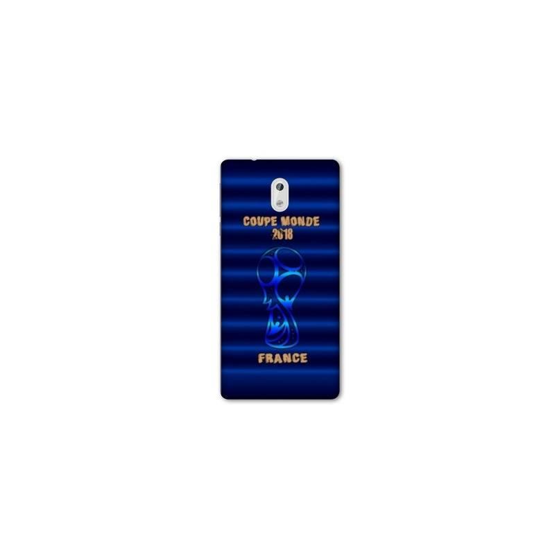 Coque Nokia 1 coupe monde football 2018