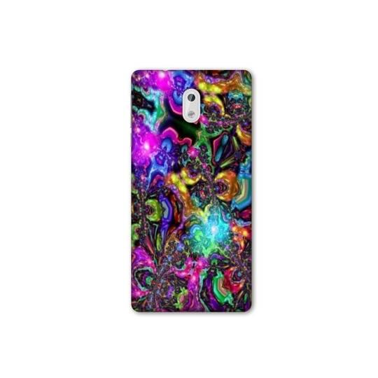 Coque Nokia 1 Psychedelic