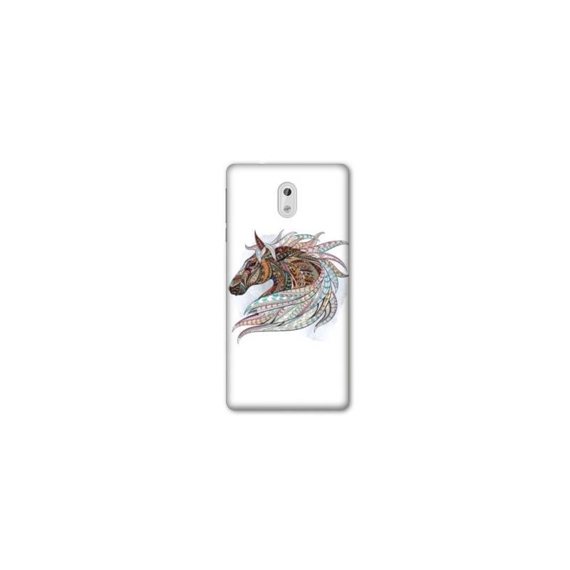 Coque Nokia 1 Animaux Ethniques