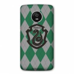 Coque Motorola Moto E4 WB License harry potter ecole