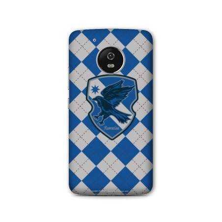 Coque Motorola Moto E4 WB License harry potter ecole