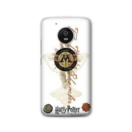Coque Motorola Moto E4 WB License harry potter pattern