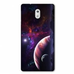 Coque Nokia 1 Espace Univers Galaxie
