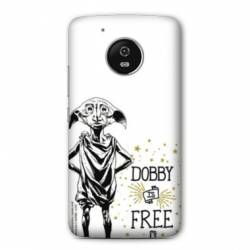 Coque Motorola Moto E4 WB License harry potter dobby