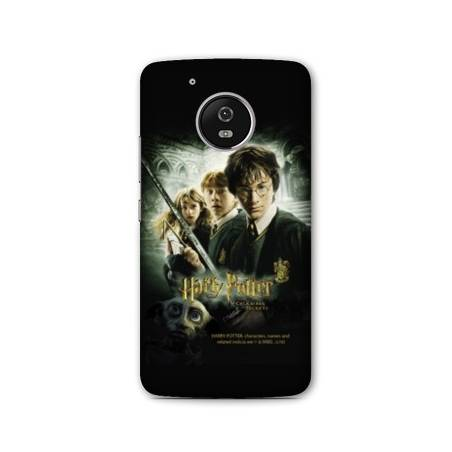 Coque Motorola Moto E4 WB License harry potter D