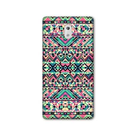 Coque Nokia 1 motifs Aztec azteque