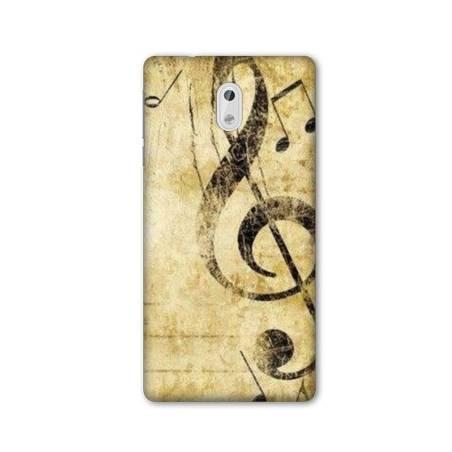Coque Nokia 1 Musique