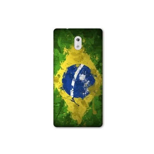 Coque Nokia 1 Bresil