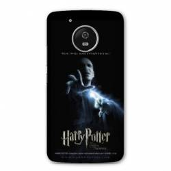 Coque Motorola Moto E4 WB License harry potter C