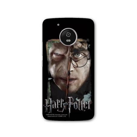 Coque Motorola Moto E4 WB License harry potter A
