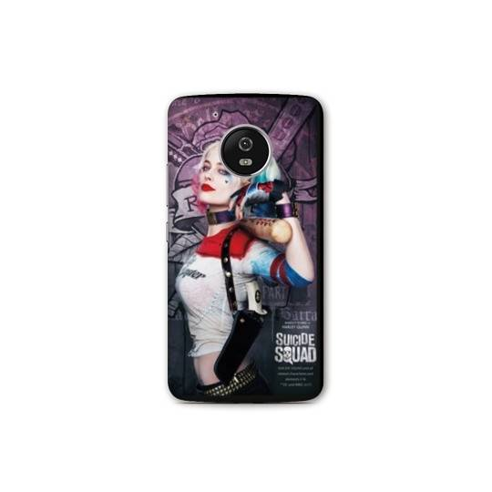 Coque Motorola Moto E4 Harley Quinn
