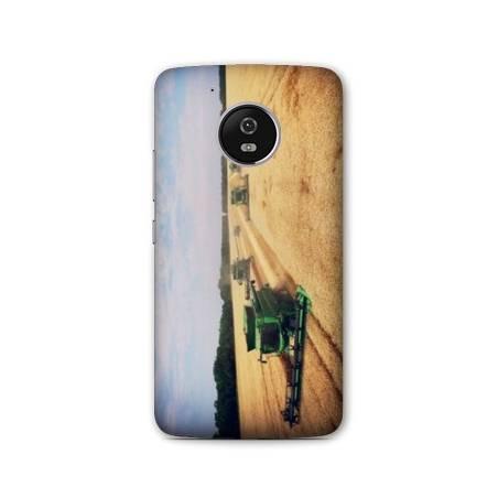 Coque Motorola Moto E4 Agriculture