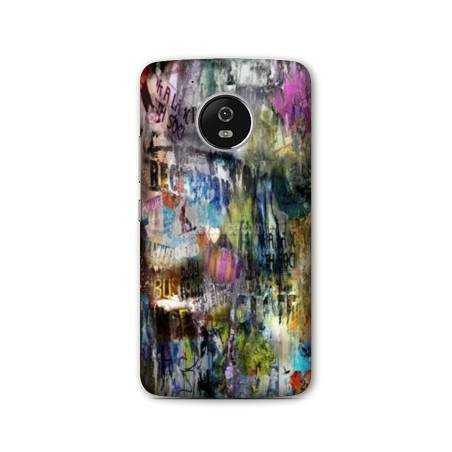Coque Motorola Moto E4 Grunge