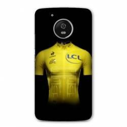 Coque Motorola Moto E4 Cyclisme