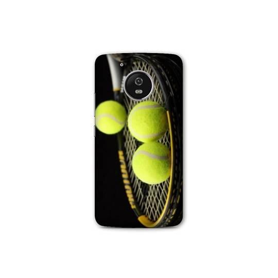 Coque Motorola Moto E4 Tennis