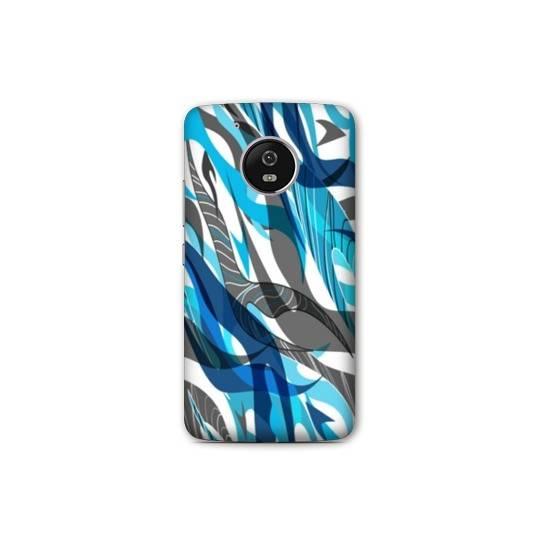 Coque Motorola Moto E4 Etnic abstrait