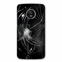 Coque Motorola Moto E4 Trompe oeil