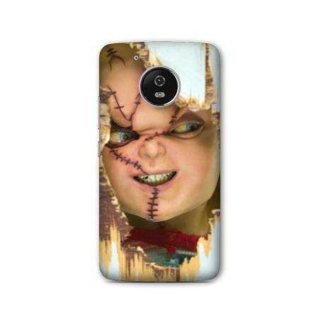 Coque Motorola Moto E4 Horreur