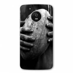 Coque Motorola Moto E4 Rugby